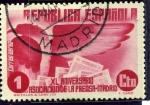 Stamps Spain -  40 Aniversario Asociacion de la Prensa