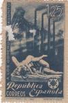 Stamps : Europe : Spain :  Homenaje a lo sobreros de Sagunto (10)