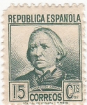 Stamps : Europe : Spain :  Concepción Arenal- escritora (10)