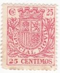 Stamps : Europe : Spain :  Especial Movil - escudo(10)