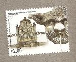 Sellos de Europa - Portugal -  Chafariz de San Andrés, Guarda