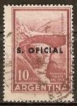 Sellos del Mundo : America : Argentina : Puente de Inca, Mendoza.