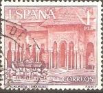 Sellos de Europa - España -  LA  ALHAMBRA.  GRANADA.