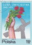 Sellos de Europa - Polonia -  Treinta años de paz 1945-1975