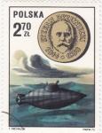 Sellos de Europa - Polonia -  Stefan Drzewiecki 1844-1938