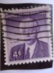 Sellos de America - Estados Unidos -  Senador: Robert A. Taft 1889-1953