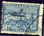 Stamps Spain -  Autogiro de Juan de la Cierva