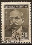 Sellos del Mundo : America : Argentina : Roque Saenz Peña (estadista).