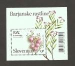 Sellos de Europa - Eslovenia -  Flor Andromeda polifolia
