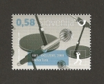 Sellos de Europa - Eslovenia -  Diseño industrial esloveno