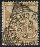 Stamps Africa - South Africa -  COLONIA DEL CABO