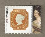 Sellos de Europa - Portugal -  150 Años Primer Sello Portugués