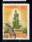 Stamps Colombia -  Centenario del Telégrafo