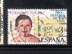 Sellos del Mundo : Europa : España : Dejadles Nacer, Prodefensa de la vida