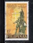 Stamps : Asia : Philippines :  Cuatricentenario de la evangelización de Filipinas