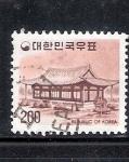 Sellos de Asia - Corea del sur -  Pagoda