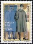Stamps Italy -  2313 - Militar