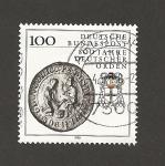 Sellos de Europa - Alemania -  800 Aniv. de la Orden Teut�nica