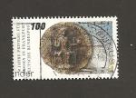Stamps Germany -  750 Aniv. concesión privilegios feria de Frankfurt