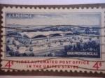 Stamps United States -  Primera Oficina de Correos Automatizado de U.S