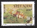 Sellos del Mundo : Asia : Vietnam : Periclemenes Brevicarpalis
