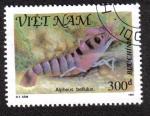 Sellos del Mundo : Asia : Vietnam : Alpheus Bellulus