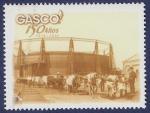 Sellos de America - Chile -  CHILE GASCO Consumidores de Gas de Santiago 150 años (no postal)