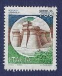 Stamps Italy -  ITA Rocca di Urbisaglia 750