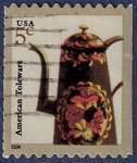 Stamps United States -  USA American Toleware 0,05