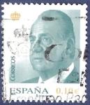 Stamps Spain -  Edifil 4363 Serie básica 5 Juan Carlos I 0,10