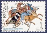 Stamps Spain -  Edifil 2768 Juegos Olímpicos Los Angeles 1984 1