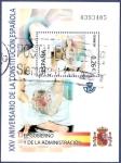 Sellos de Europa - España -  Edifil 4040 Hoja XXV Aniv. Constitución 0,26 (2)