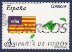 Stamps Spain -  Edifil 4615 Illes Balears A