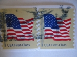 Stamps United States -  USA First - Class - Tasa para siempre