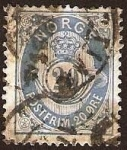 Stamps Europe - Norway -  Clásicos - Noruega