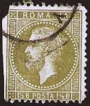 Stamps : Europe : Romania :  Clásicos - Rumania