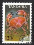 Sellos de Africa - Tanzania -  Caner Opillo