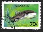 Sellos del Mundo : Africa : Tanzania : Sguatina Afrikana