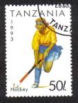 Sellos del Mundo : Africa : Tanzania : Hockey
