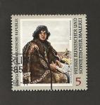 Stamps Germany -  Pintura rusa Mestro siberiano