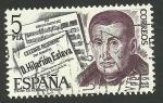 Stamps Spain -  Hilarión Eslava