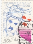 Stamps Spain -  CHARLOT   (11)