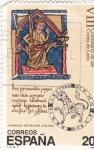 Stamps Spain -  VIII CENTENARIO DE LAS CORTES DE LEÓN (11)