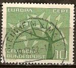 Sellos de Europa - Alemania -  Europa-CEPT.