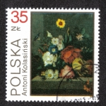 Stamps Poland -  Antoni Kolasinski