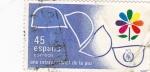 Sellos de Europa - España -  AÑO INTERNACIONAL DE LA PAZ (11)