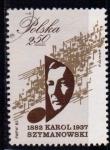Sellos de Europa - Polonia -  2626- Aniversario K. Szymanowski