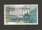 Stamps Germany -  Parlamento de Bremen