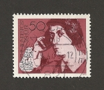 Stamps Germany -  Else Lasker-Schüler, escritora