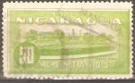 Stamps : America : Nicaragua :  PARQUE  DARÌO